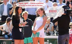 On a hâte de voir Bartoli à Roland-Garros