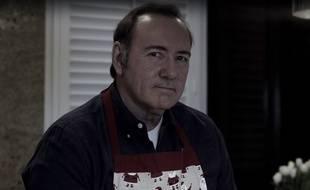 Kevin Spacey dans la vidéo «Let me be Frank».