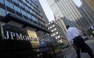 La banque JPMorgan Chase face à une perte de 2 milliards de dollars