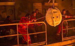 Mark Wahlberg dans Deepwater de Peter Berg