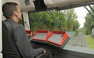 Le projet de tram entre Lille et Lesquin est compromis (illustration).