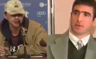 Shia LaBeouf cite Eric Cantona puis quitte une conférence de presse