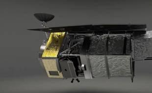 Le télescope Wfirst sera lancé dans le milieu des années 2020. (Illustration)