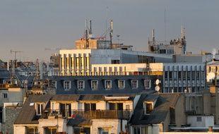 Des associations aimeraient obtenir plus d'informations sur le déploiement d'antennes relais à Paris (Illustration).   // PHOTO : V. WARTNER / 20 MINUTES