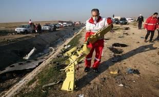 Un Boeing ukrainien 737 avec 176 passagers s'est écrasé après son décollage près de Téhéran.