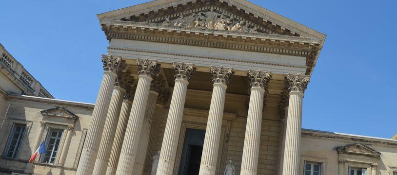 Le palais de justice de Montpellier, qui abrite les assises de l'Hérault.