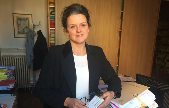 Sylvie Chéreau, la fondatrice du Collectif de victimes du nouveau Levothyrox (VNLO).