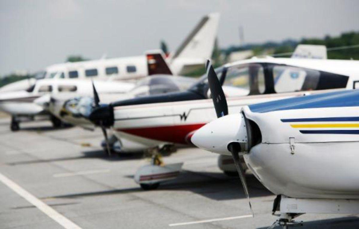 Des avions de tourisme – Loic Venance AFP