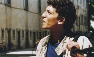 "Yasmine Belmadi dans le film ""Adieu Gary"""