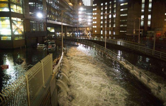 New York: La ville investit 500 millions de dollars pour protéger Manhattan des inondations