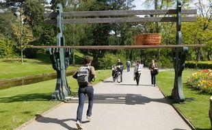 Nantes Et De Deux Millions De Visiteurs Au Jardin Des Plantes