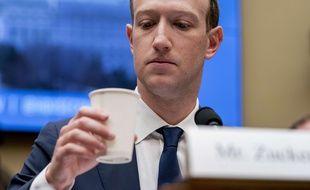 Mark Zuckerberg a répondu aux questions des membres de la Chambre des représentants le 11 avril 2018.