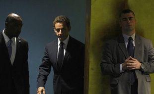 """Après l'article du Canard Enchaîné accusant Nicolas Sarkozy de superviser lui-même l'espionnage de journalistes, l'hebdomadaire maintient ses affirmations et le Syndicat national des journalistes (SNJ) a dénoncé mercredi une """"affaire d'Etat""""."""