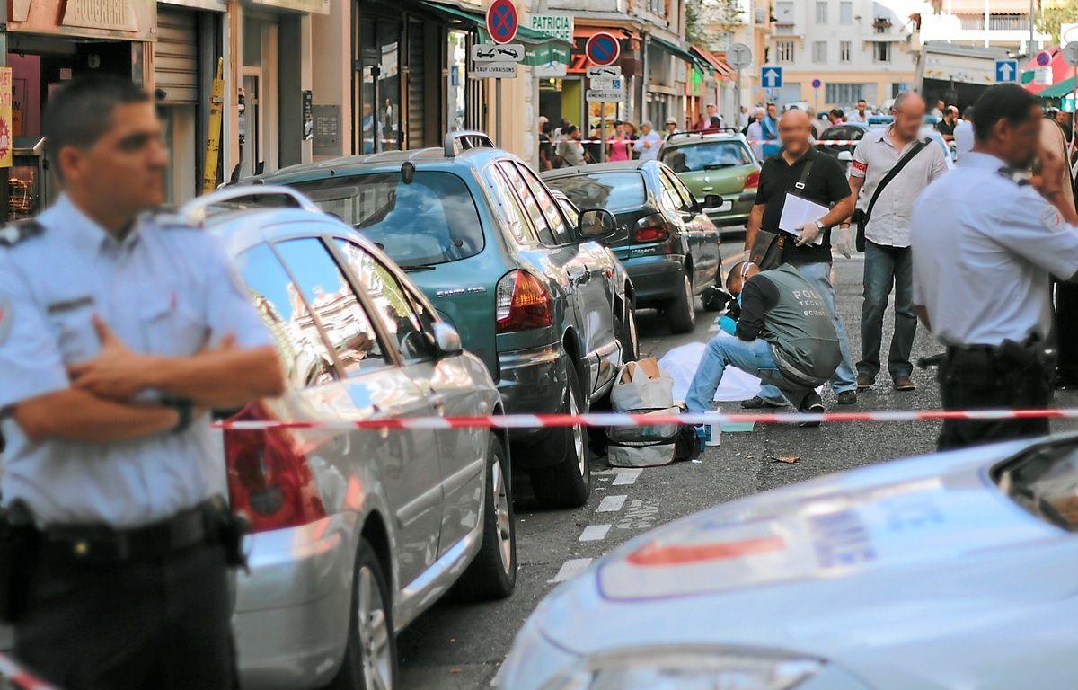 Une partie du butin a été retrouvée en possession de l'homme abattu. – F. Binacchi / ANP / 20 Minutes;
