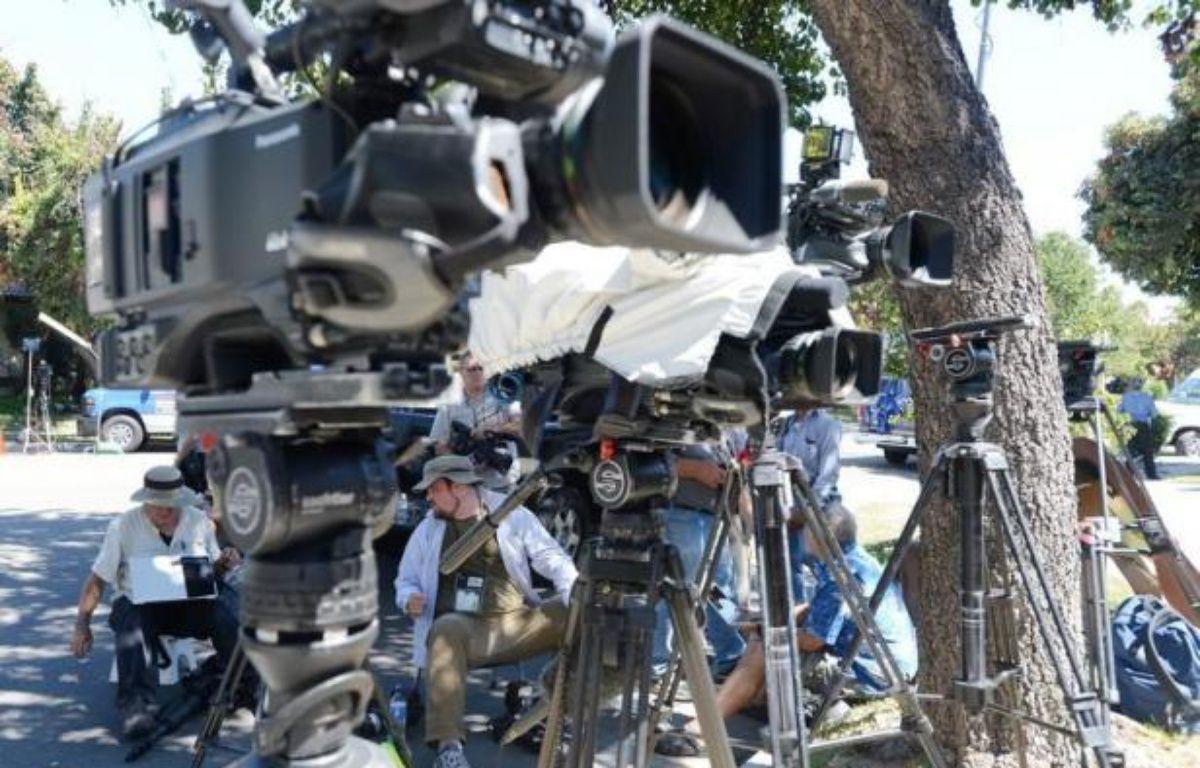 """Le film anti-islam qui enflamme actuellement le monde arabe a été tourné sous le titre de """"Guerriers du désert"""" près de Los Angeles, par une organisation caritative chrétienne, un copte condamné pour fraude et, selon la presse, un réalisateur de films pornographiques. – Joe Klamar afp.com"""
