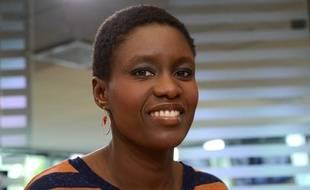 Rokhaya Diallo, éditorialiste, militante antiraciste et  activiste féministe.