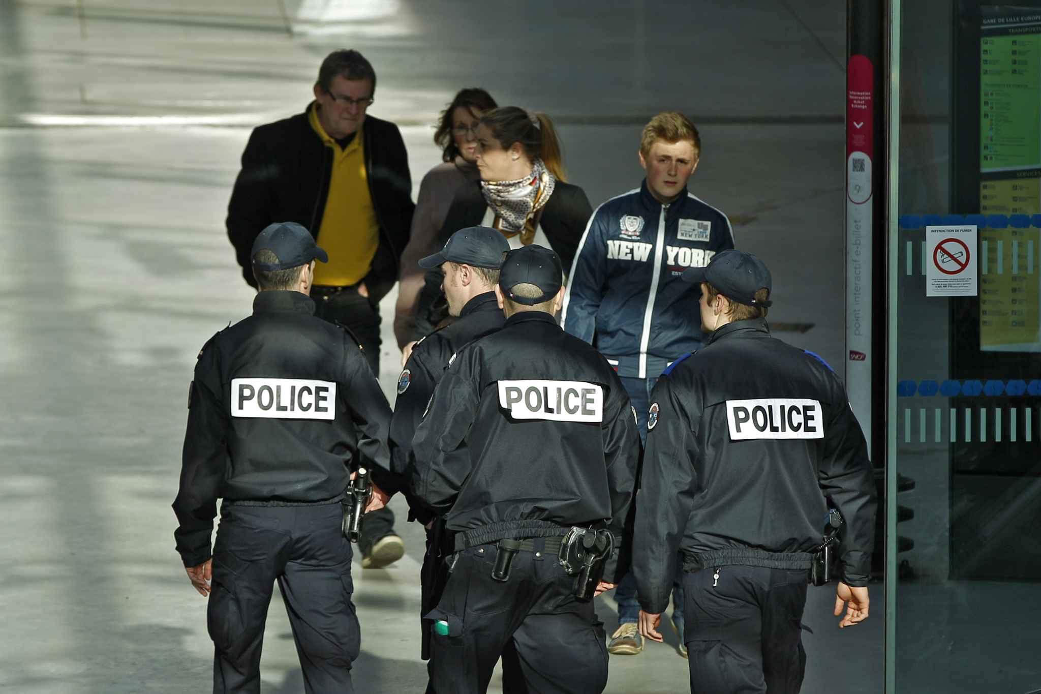 Roubaix quatre ans apr s le cambrioleur est rattrap par for Police nationale lille