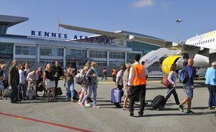 Les liaisons européennes ont boosté le trafic à l'aéroport de Rennes.