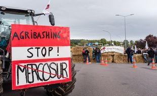 Les agriculteurs se sont mobilisés dans toute la France
