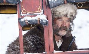 Kurt Russell dans Les huit salopards