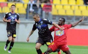 Troyes a conforté sa place dans le trio de tête après sa victoire sur Lens (2-0), tandis que Clermont et Sedan se sont neutralisés (1-1) dans un match à suspense les laissant tous les deux au pied du podium, vendredi soir, lors de la 36e journée de Ligue 2.