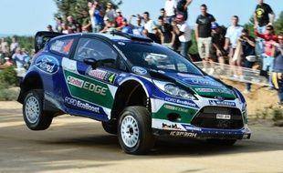 Deux pilotes en quête de revanche, Petter Solberg (Ford Fiesta) et Dani Sordo (Mini Cooper), ont une infime chance de gâcher la fête de Sébastien Loeb (Citroën), le nonuple champion du monde des rallyes, lors du rallye de Catalogne, 13e et dernière manche de la saison 2012.