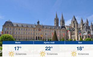 Météo Caen: Prévisions du mardi 4 août 2020