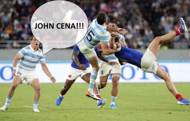 Coupe du monde de rugby: Mêlée, plaquages et bagarre... La roublardise argentine a bien embêté le XV de France
