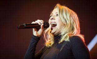 La chanteuse Ellie Goulding