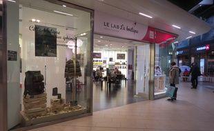 Le LAB est situé au centre commercial Beaulieu à Nantes