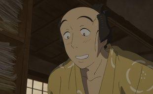 Miss Hokusai de Keiichi Hara