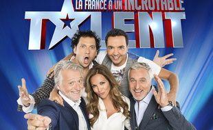 David Ginola rejoint Eric Antoine, Kamel Ouali, Gilbert Rozon et Hélène Ségara pour la 11e saison de «La France a un incroyable talent» sur M6