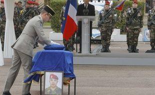 Le caporal-chef Abel Chennouf a été assassiné le 15 mars 2012 à Montauban par Mohamed Merah.