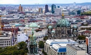 Berlin (illustration).