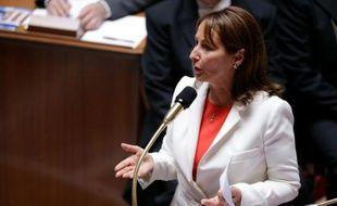 La ministre de l'Environnement Ségolène Royal à l'Assemblée nationale, le 21 juin 2016