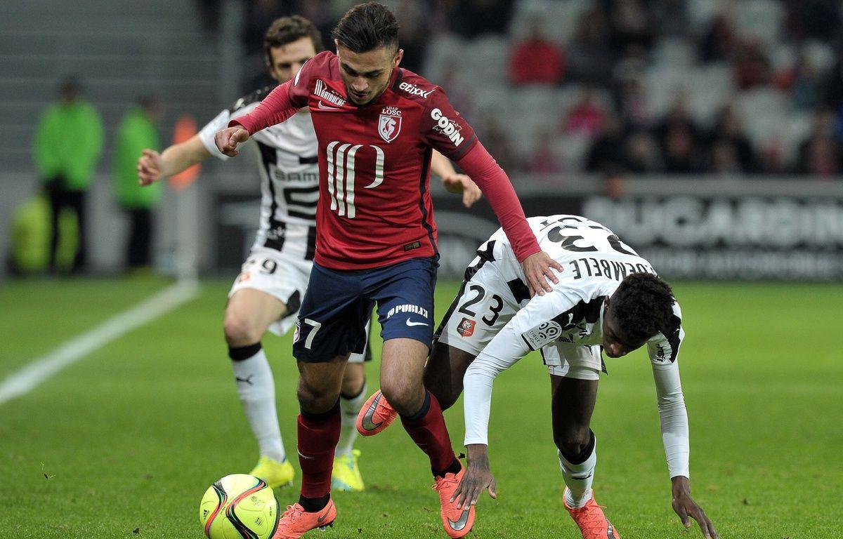 Boufal et Lille peuvent s'en vouloir. AFP PHOTO / FRANCOIS LO PRESTI – AFP
