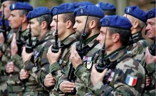 En novembre, les escadrons de Rennes et Pontivy étaient félicités à leur retour d'Afghanistan.