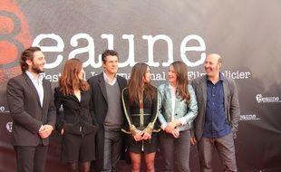 Le jury du Festival de Beaune