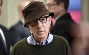 Woody Allen à une projection de son film «Wonder Wheel» au MoMA, à New York le 14 novembre 2017.