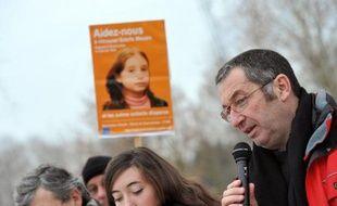 """Le père d'Estalle Mouzin disparue voici dix ans, Eric Mouzin, souhaite, dans un entretien à Aujourd'hui en France/Le Parisien lundi, que la nomination d'un cinquième juge dans l'enquête apporte """"un regard neuf""""."""