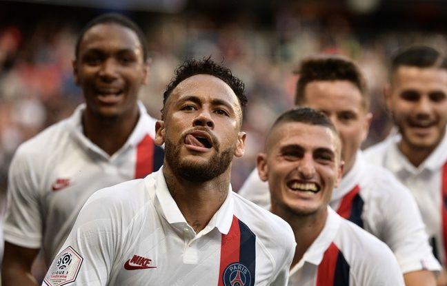 PSG: Neymar, de paria à super-sauveur... On vous raconte l'une des soirées les plus étranges de l'histoire du Parc des Princes