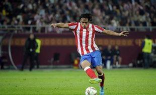 Le Colombien Falcao a ajouté lors de la finale contre l'Athletic Bilbao (3-0) deux buts à son total européen de la saison pour le porter à 12.