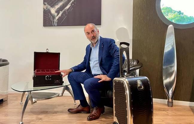 Stéphane Trento, dirigeant de ST Composites, a crée la nouvelle société ST Luxury.