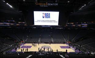 La NBA, comme bien d'autres compétitions, est sur pause à cause du coronavirus