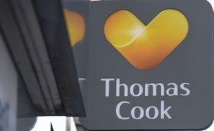 L'enseigne Thomas Cook le 23 octobre 2019.