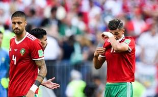 Le Maroc d'Hervé Renard est éliminé