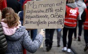 La mobilisation contre la réforme des retraites en France