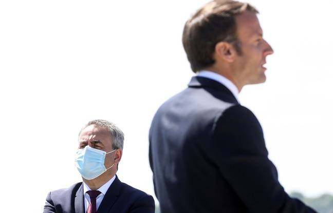 Plan automobile: Xavier Bertrand est «choqué» d'être exclu de la visite d'Emmanuel Macron chez Valeo
