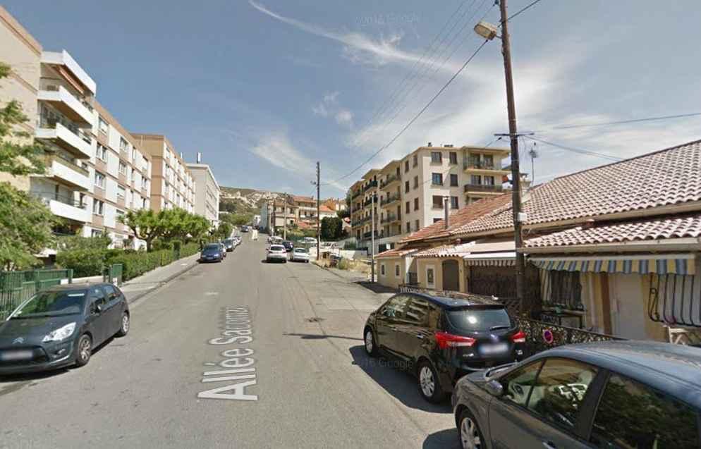 Un homme d'une cinquantaine d'années abattu en pleine rue — Marseille