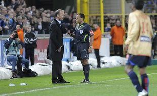 Avec Jean-Marc Furlan comme entraîneur, les Strasbourgeois avaient enchaîné onze défaites consécutives en fin d'exercice avant de descendre en Ligue 2 en 2008.